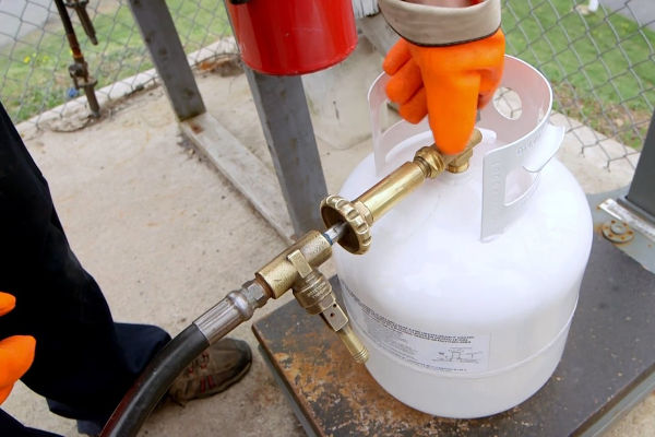 Propane Tank Refill In Placerville Ca Propane Sales In